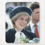 No.98 princesa Diana Wantage 1983 Alfombrilla De Ratón