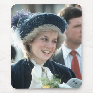 No.98 Princess Diana Wantage 1983 Mouse Pad