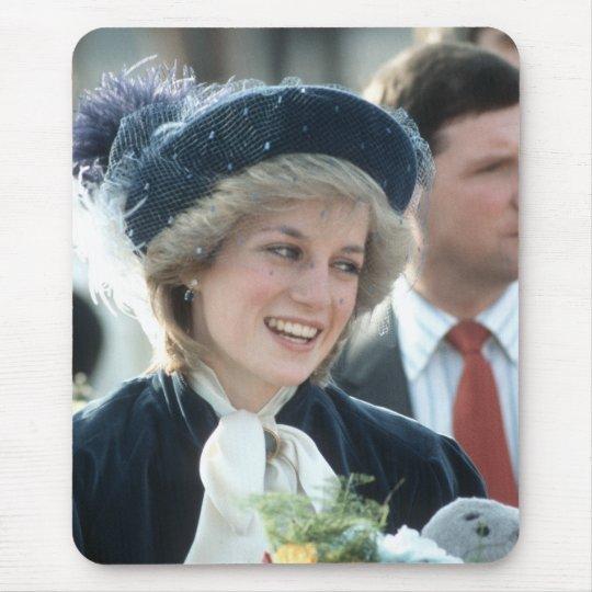 No.98 Princess Diana Wantage 1983 Mouse Pad