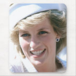 No.99 princesa Diana Isle del Wight Tapetes De Raton