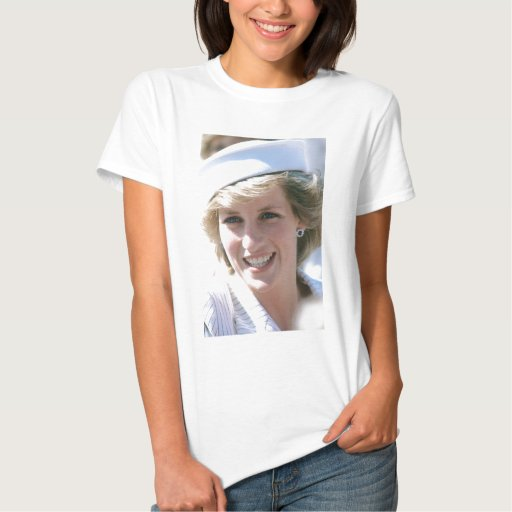 No.99 princesa Diana Isle del Wight Tee Shirts