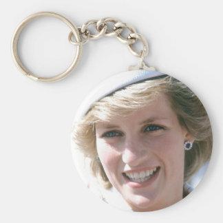 No.99 Princess Diana Isle of Wight Keychain