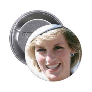 No.99 Princess Diana Isle of Wight Pinback Button