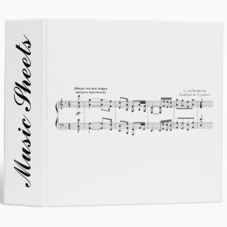 """No. 9 de la sinfonía carpeta 2"""""""