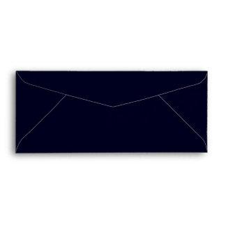 No. 9 Envelope dark blue