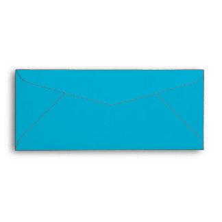 No. 9 Envelope Turquoise