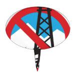 No a Fracking Decoraciones De Tartas