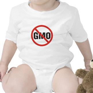 No a GMO Trajes De Bebé