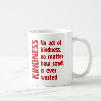 NO ACT OF KINDNESS COFFEE MUG