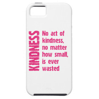 NO ACT OF KINDNESS iPhone SE/5/5s CASE