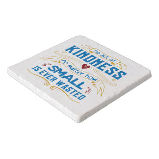 No Act of Kindness Trivet