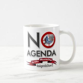 No Agenda ITM Mug