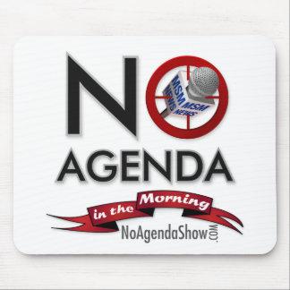 No Agenda Mousepad