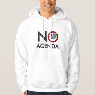 No Agenda Show Hoodie