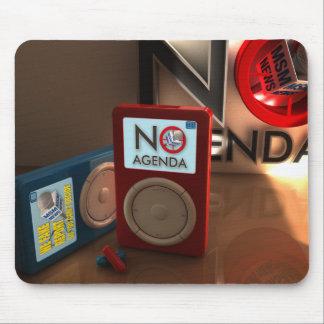No Agenda Show Mousepad