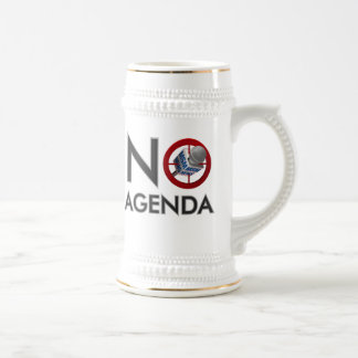 No Agenda Show Stein Coffee Mug