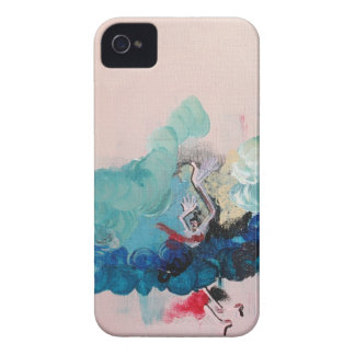 No agitando sino ahogándose iPhone 4 Case-Mate funda