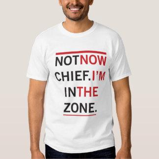 No ahora jefe camisas