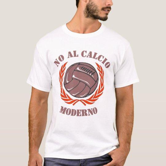 No Al Calcio Moderno Shirt