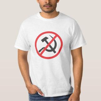 ¡No al comunismo! ¡No al socialismo! ¡No al Polera
