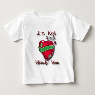 No aliste con todo corazón t-shirt