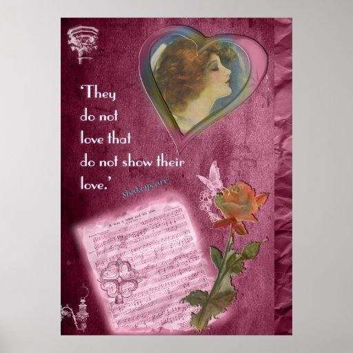 No aman… póster