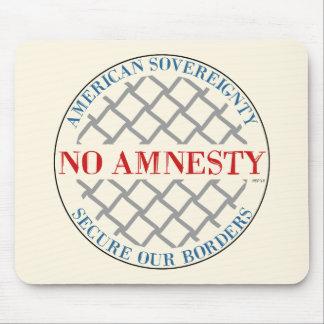 No Amnesty Mouse Pad