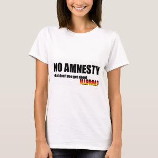 NO AMNESTY T-Shirt