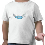 No Angel Mummy thinks I am T-shirts