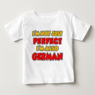 No apenas alemán perfecto poleras