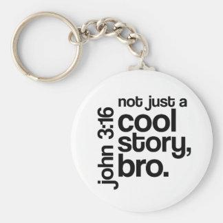 No apenas una historia fresca llavero de Bro t