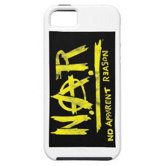 No Apparent Reason Band Logo iPhone 5 Case