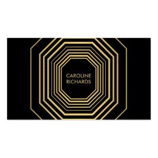 No. atractivo 1 del boutique de la moda del diseño tarjetas de visita