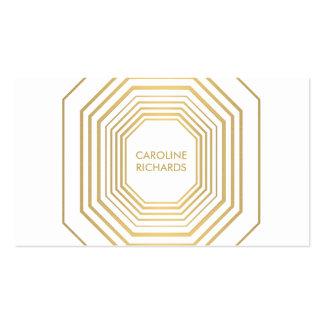 No. atractivo 2 del boutique de la moda del diseño tarjetas de visita