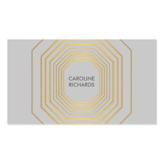 No. atractivo 5 del boutique de la moda del diseño tarjetas de visita