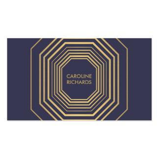 No. atractivo 6 del boutique de la moda del diseño tarjetas de visita