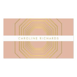 No. atractivo 7 del boutique de la moda del diseño tarjetas de visita