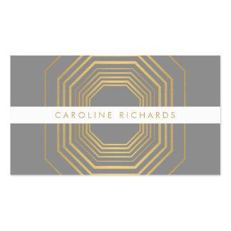 No. atractivo 9 del boutique de la moda del diseño tarjetas de visita