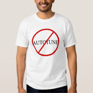 No Autotune T-Shirt