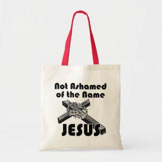 No avergonzado del Jesús conocido Bolsas