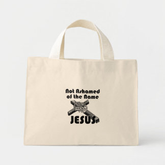 No avergonzado del Jesús conocido Bolsa De Mano