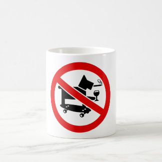 No Awesome Dogs Coffee Mug