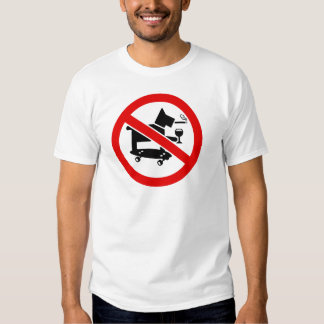 No Awesome Dogs T-Shirt