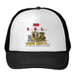 No B.S.L  No Breed Specific Legislation Trucker Hat