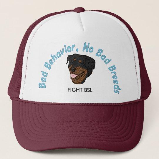 No Bad Breeds Trucker Hat