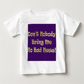 """""""No Bad News"""" T-shirt"""