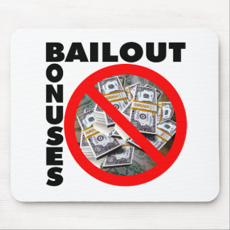 No Bail Out Mouse Pad