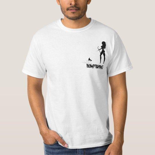 No Bait Needed - Bowfishing T-Shirt