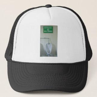 No Ball Games Trucker Hat