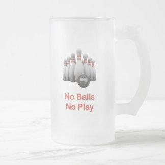 No Balls Bowling Coffee Mug